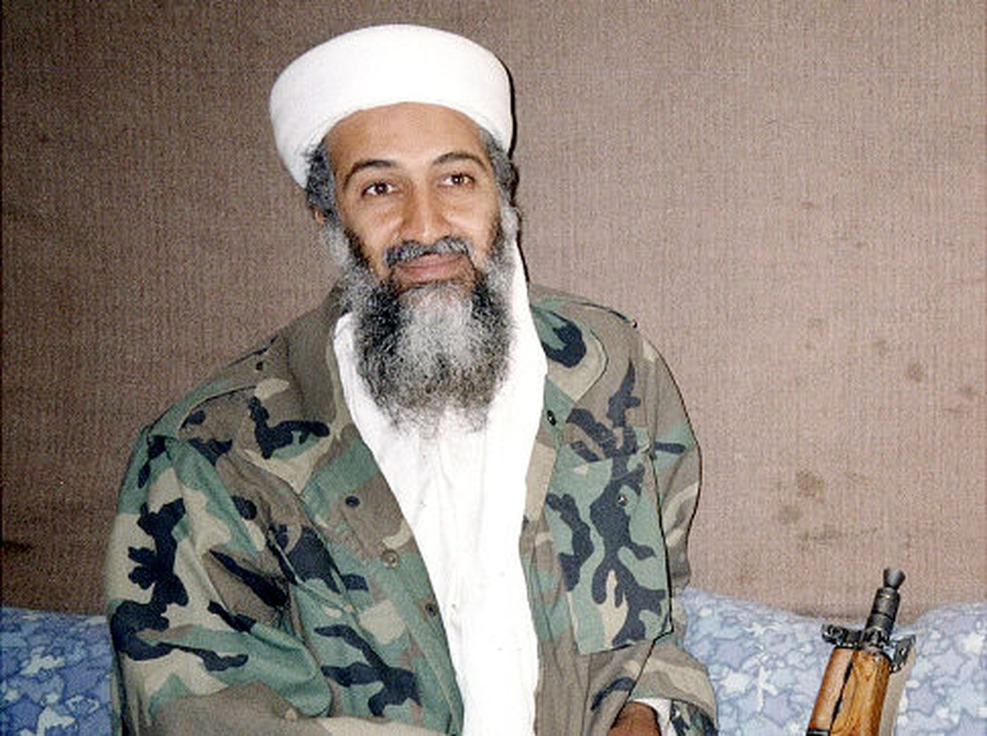 location of osama bin laden at the time of death