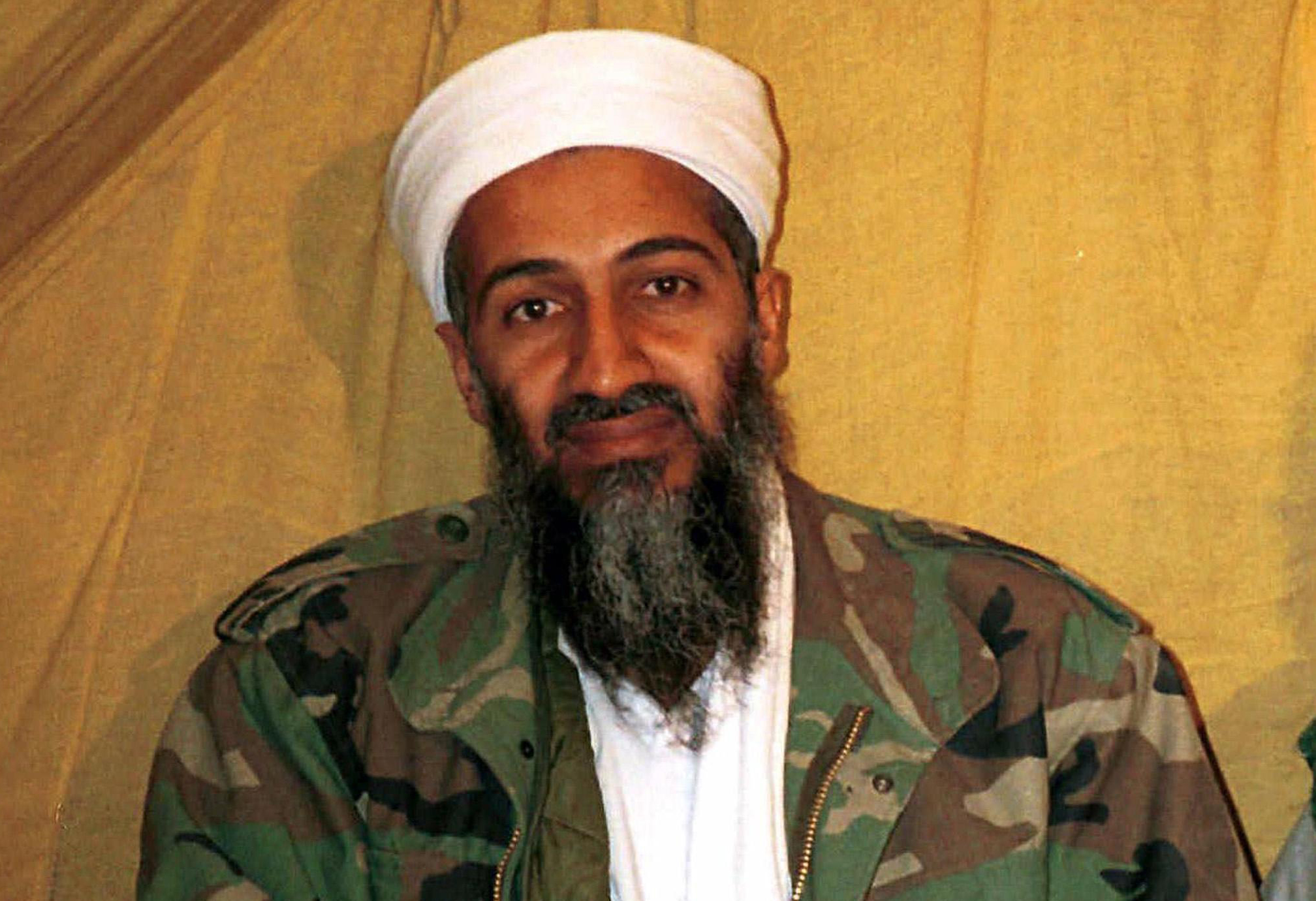 countries associated with osama bin laden