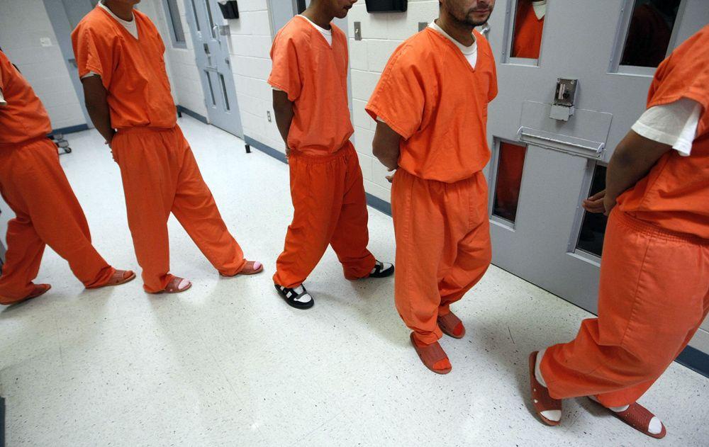 Number of Prisoners in America