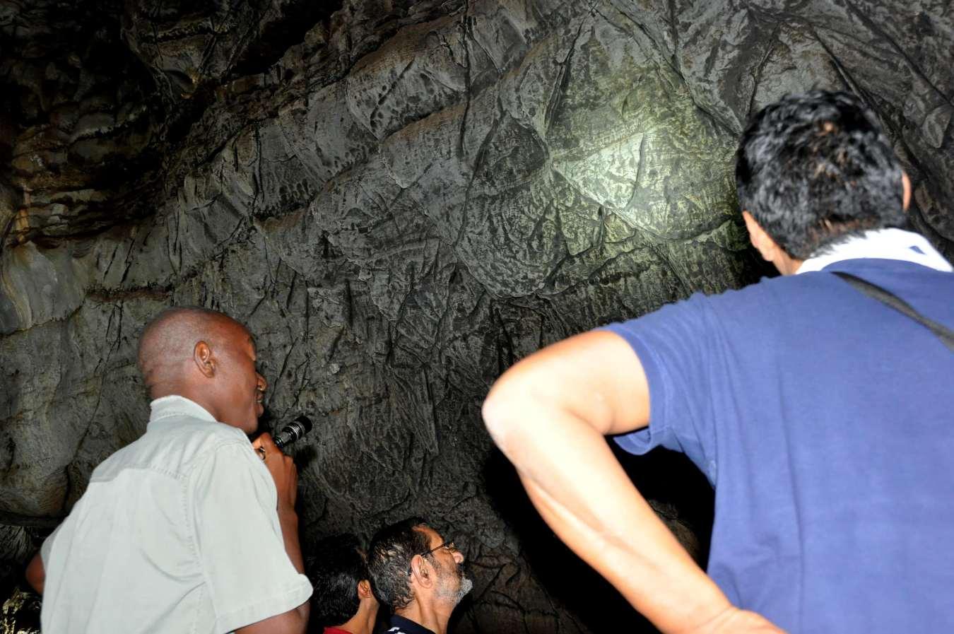 stunning sudwala caves