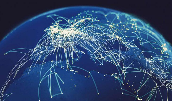 internet speed around the globe